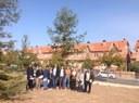 Alumni UdL apadrina una sequoia del Jardí Botànic-Arborètum de Lleida