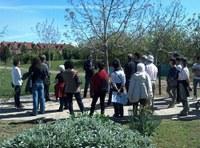 Èxit de participació a la visita guiada de l'Arborètum