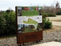 L'Arborètum-Jardí Botànic de Lleida estrena senyalització informativa de serveis i itineraris