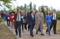 L'Arborètum-Jardí Botànic de Lleida ja està obert al públic