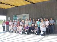 Més de 500 persones han visitat en dos mesos l'Arborètum-Jardí Botànic Pius Font i Quer