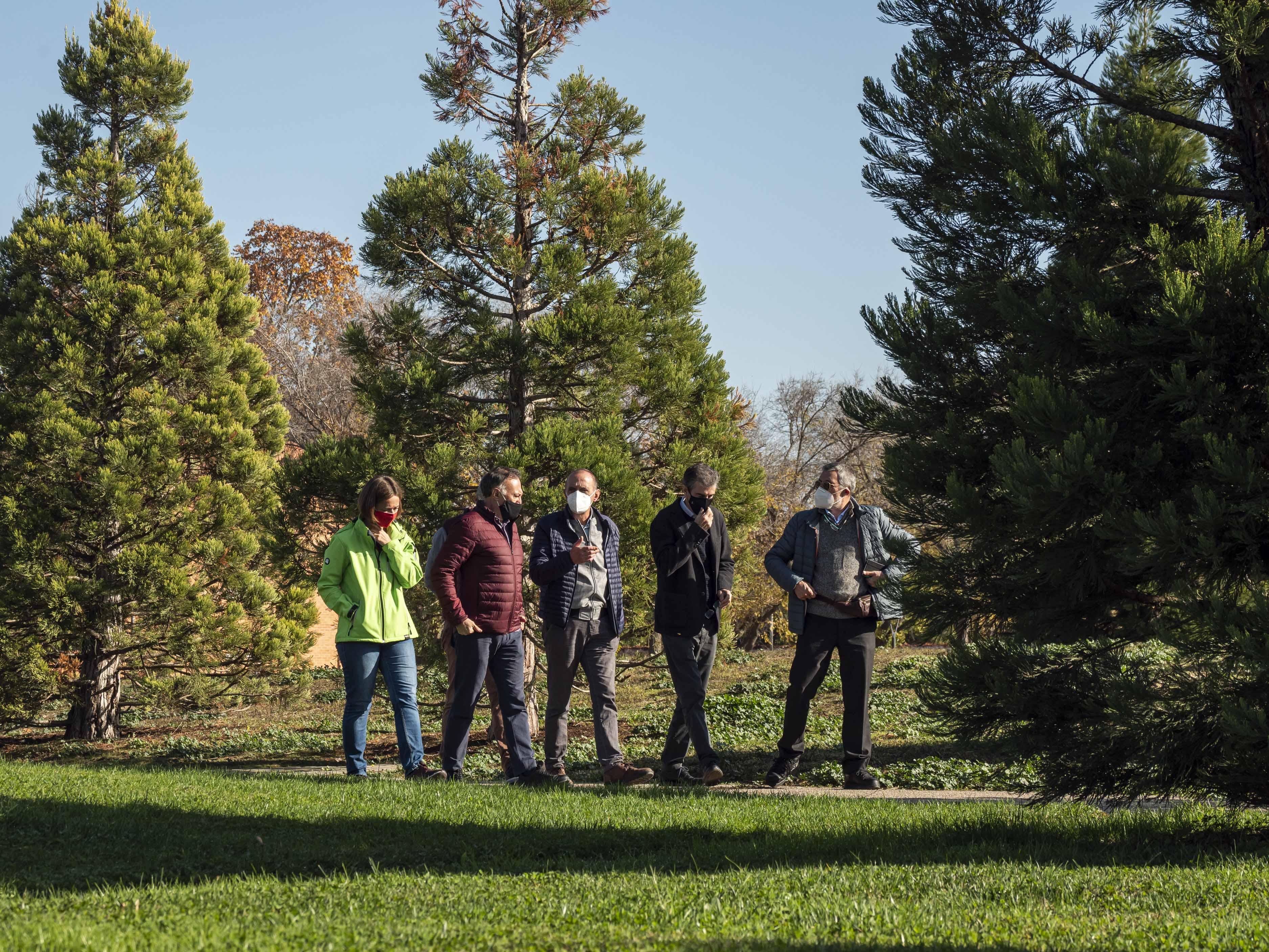 Paeria i Universitat animen la ciutadania a visitar l'Arborètum