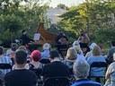 Un concert a l'Arborètum amb prop de 150 persones, clou la Temporada de Música de la Universitat de Lleida