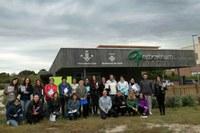 Un total de 25 professors de Primària i Secundària coneixen els recursos didàctics de l'Arborètum