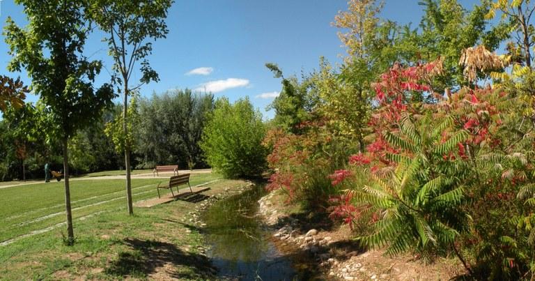 Un total de 6.210 persones van visitar el 2018 l'Arborètum-Jardí Botànic de Lleida